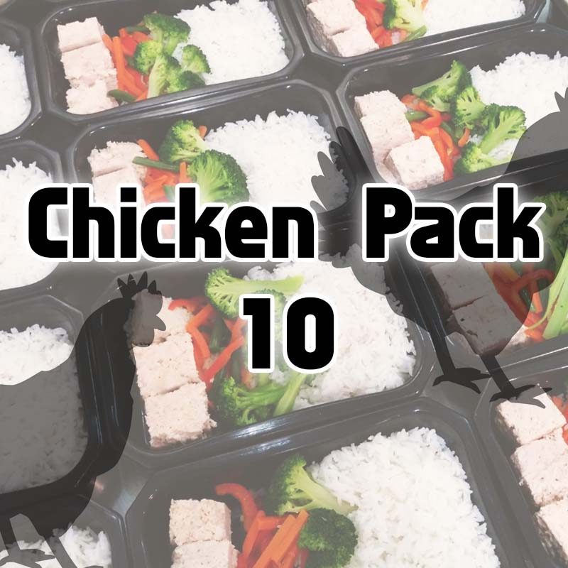 Chicken Pack 10